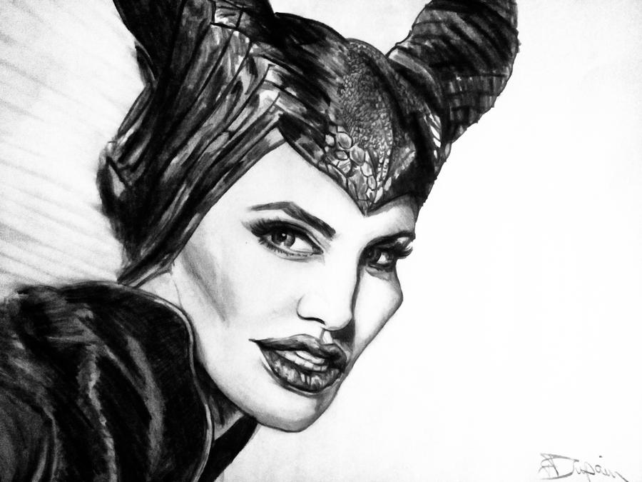 maleficent by FDupain