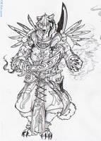 Wolfpack Sharman by riard