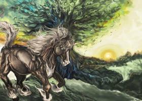 Yggdrasil by riard