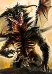 Duraxx, The Dragonlord
