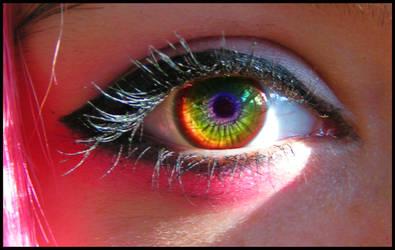 rainbows and cocaine