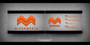 MicroMedia Business Card
