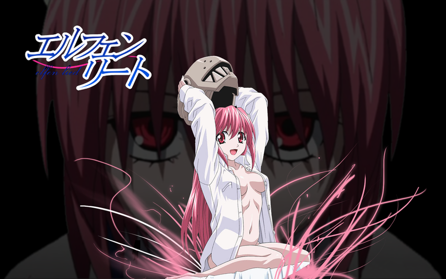 Nyu From Elfen Lied Wallpaper By NyuLawliet