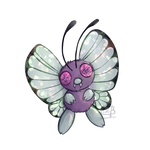#012 Butterfree