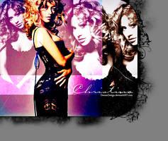 Christina Aguilera by DeminDesign