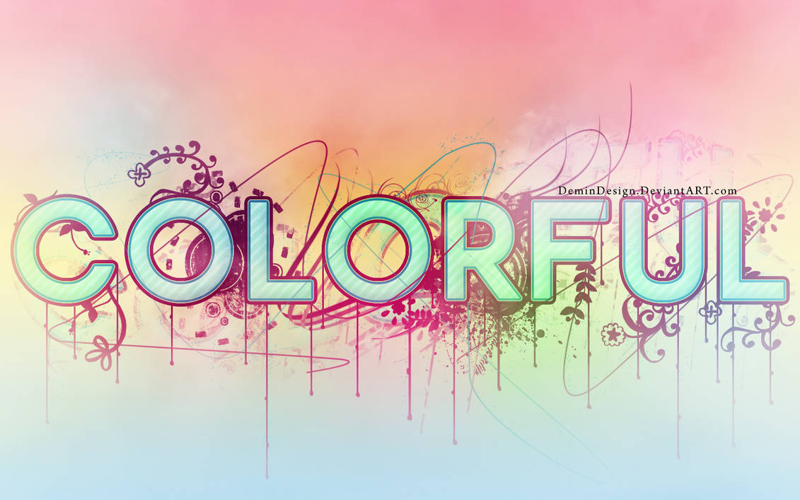 Colorful by DeminDesign