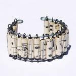 Paper Bead Jewelry- Bracelet