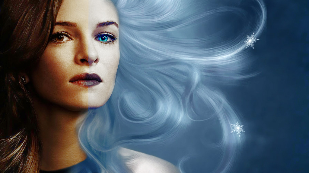 Killer Frost Iced. Since season three of the CW networks