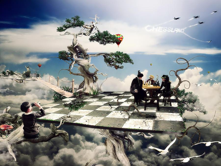 Chessland by j-d-yao