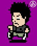8-bit version of me