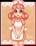 Nurse Joy - Pokemon