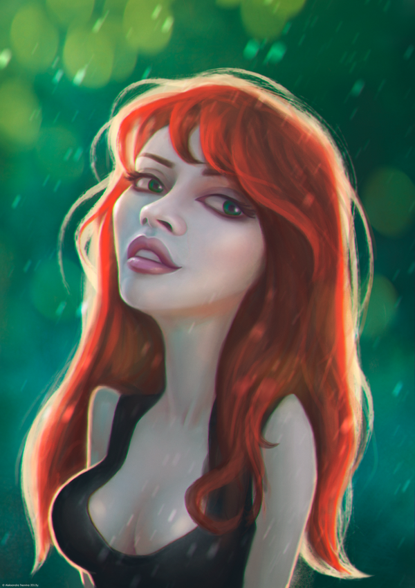 Ksenia Pletminseva by MissSwarm