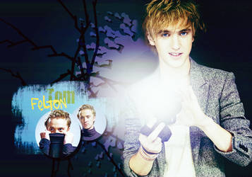 Tom Felton by magiapotter