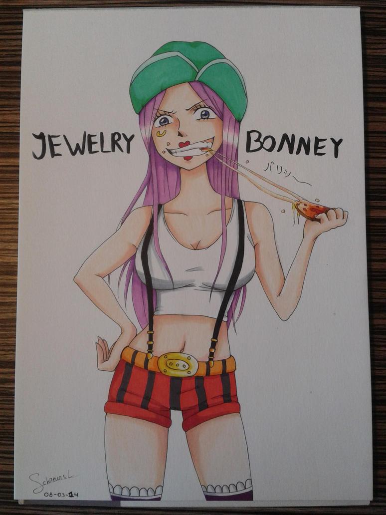 Bonney Fanart by Konomarii