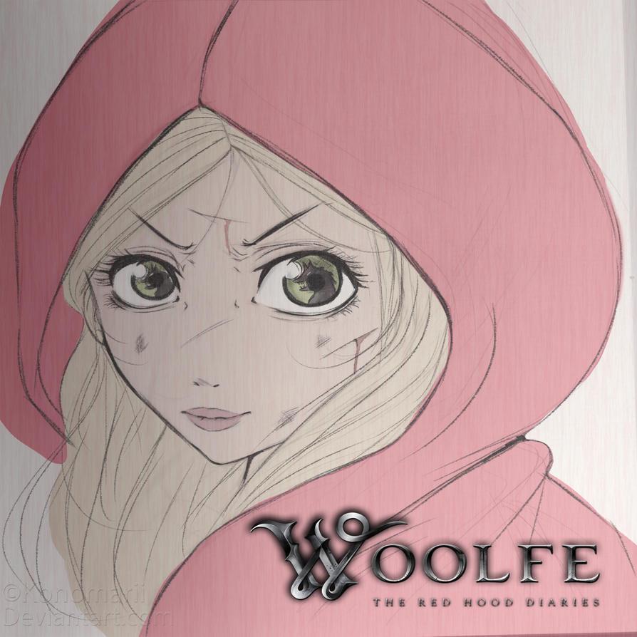 Woolfe by Konomarii