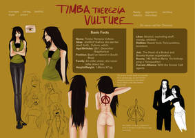 Timba Character Sheet Pt 1 of 3 Basics by Kaalish