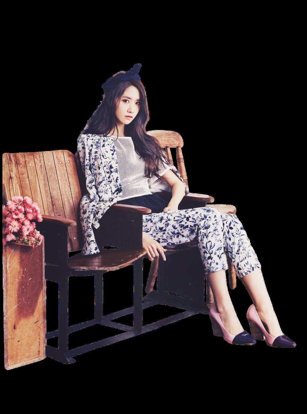 Yoona Ceci Magazine Png 7