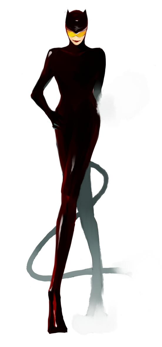 Catwoman by CottttoN1992