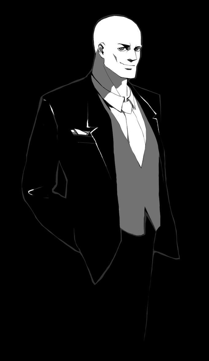 Power Suit Lex by CottttoN1992