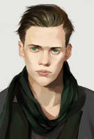 RomanGodfury/Hemlock Grove by CottttoN1992