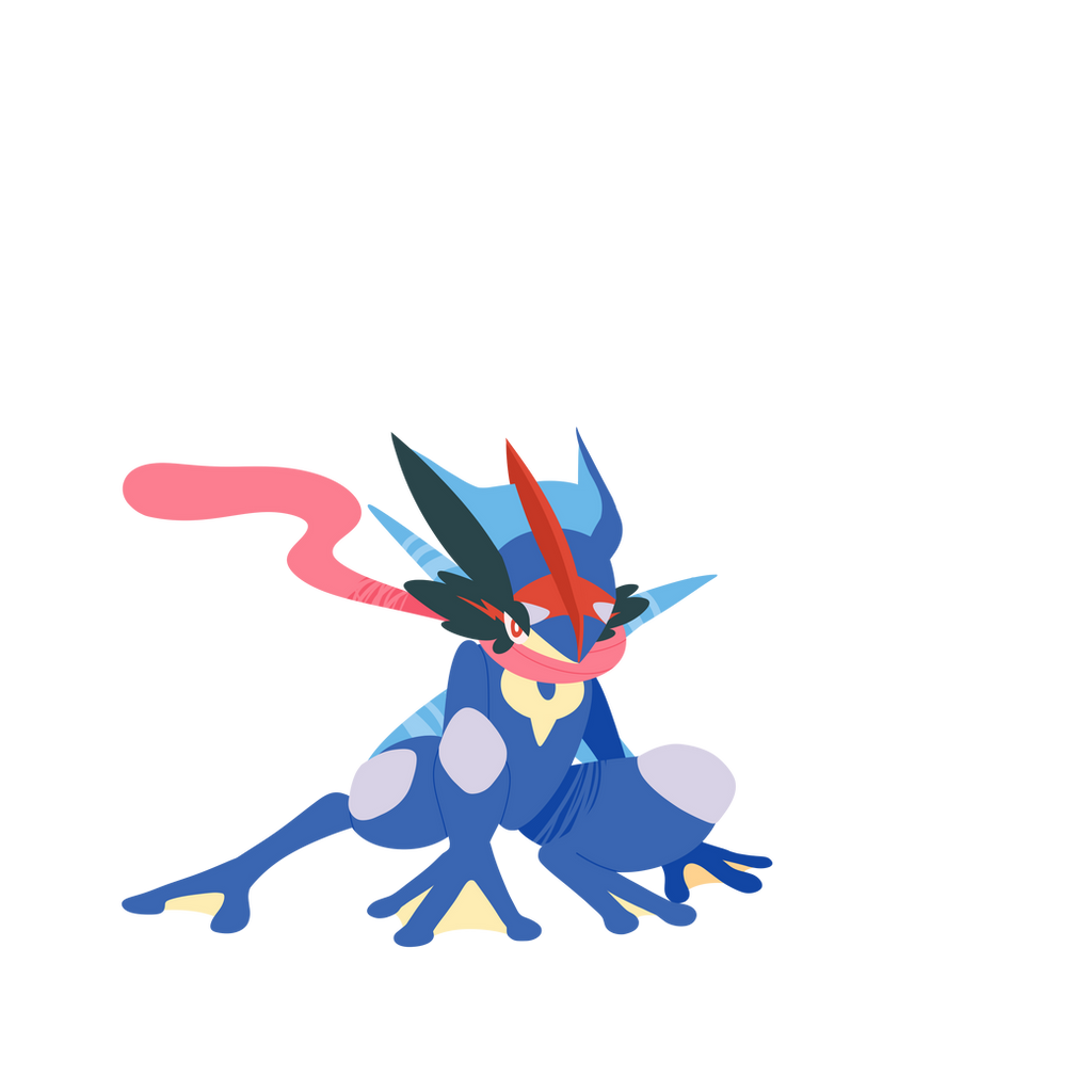 Pokemon Greninja Sprite Images | Pokemon Images
