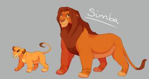 Simba Headcanon