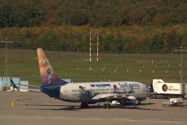 SunExpress Deutschland Boeing 737 8Z9