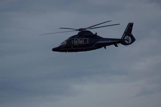 Bundespolizei Eurocopter EC-155B-1