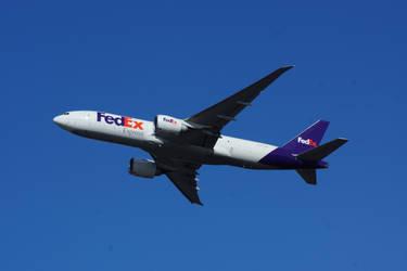 FedEx - Boeing 777 - FS2