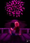 Fireworks by Gunyuu