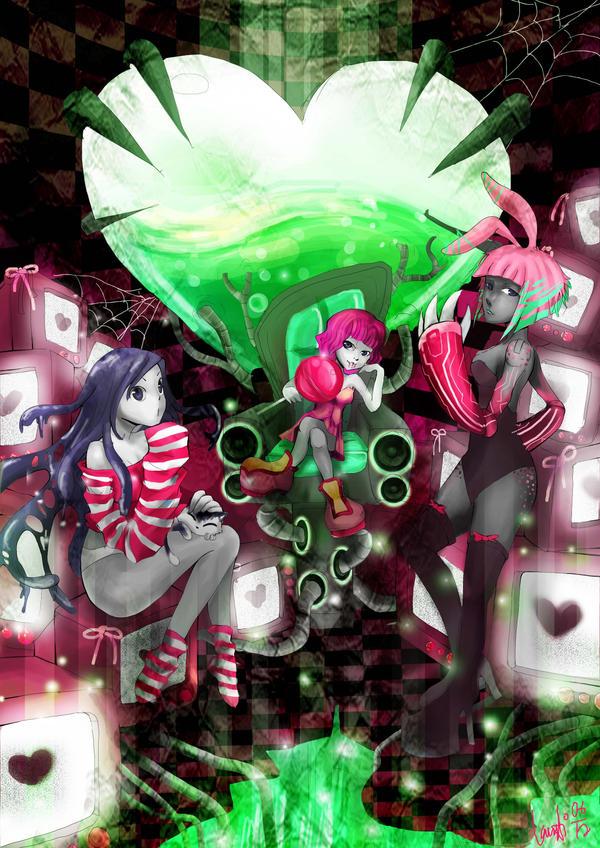 Chemical love by Gunyuu