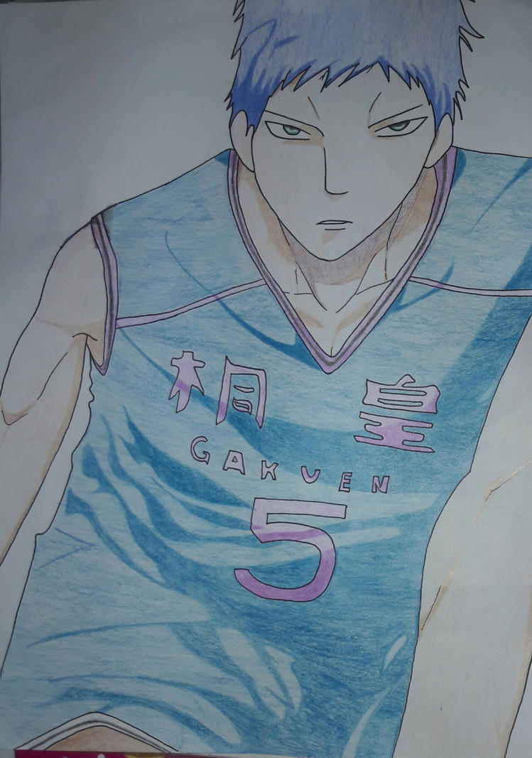 Aomine by Blossom-Cotton