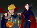 Naruto. Halloween
