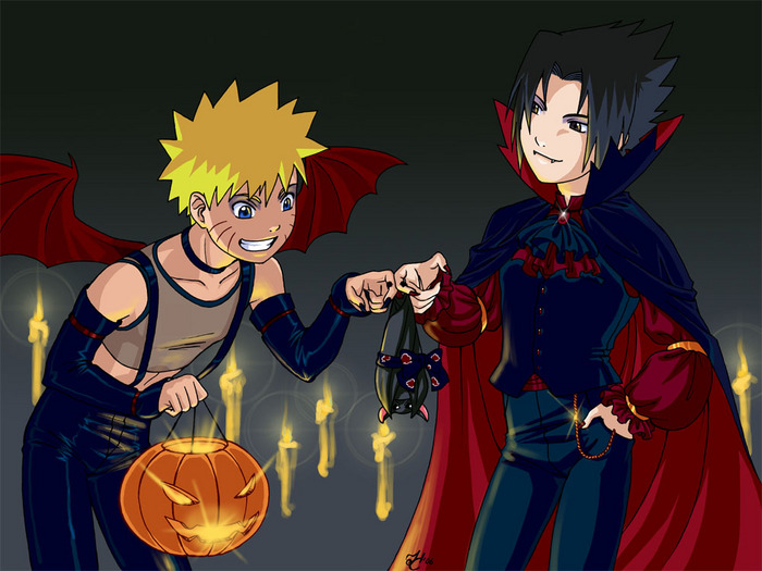 ��� ���� ������ ���� ��� ����� ������ 2012 ������   ������   ��� Naruto__Halloween_by