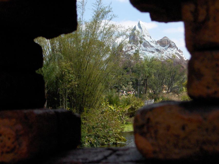 Mountain Trek by Stitchfan