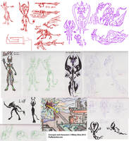 Lok - The Last Guardian (concept art) by Stitchfan