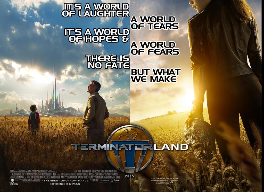 Terminatorland Poster by Stitchfan