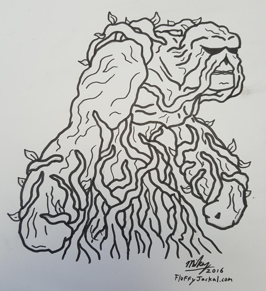 Swamp Thing by Stitchfan