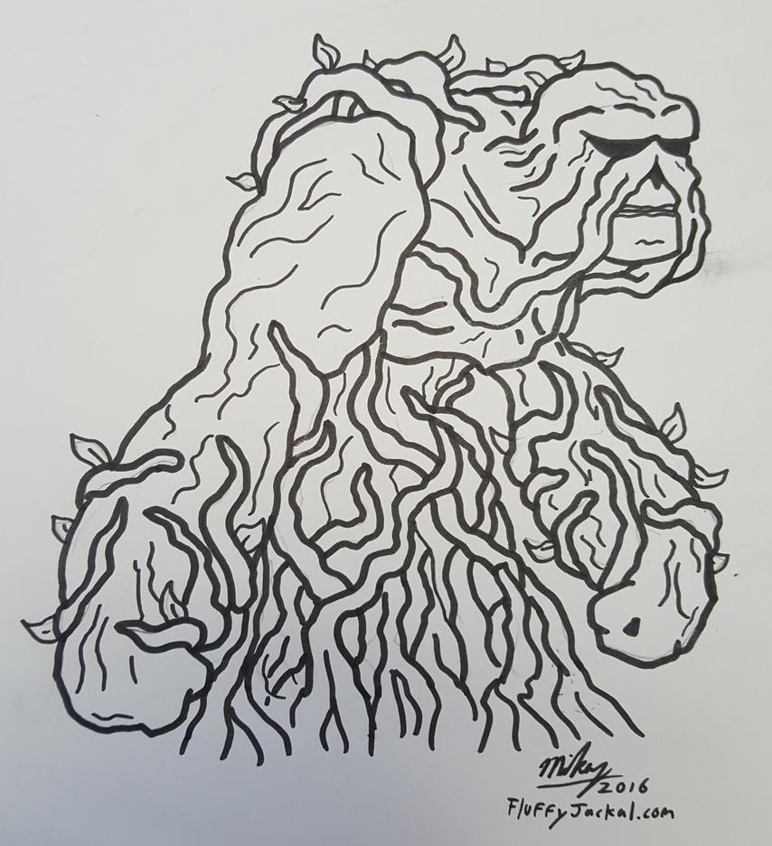 Swamp Thing by Stitchfan