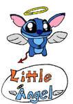Little Angel- Stitch