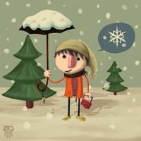 snow by zoraor
