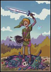 Link's Epic Journey