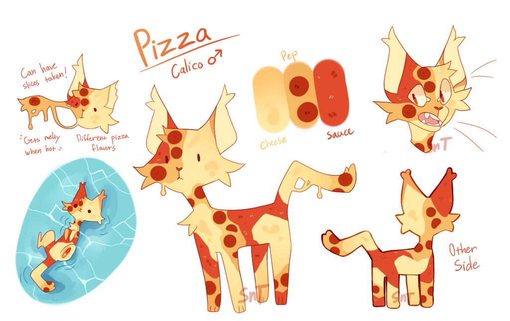 Pizza Ref by Sweet-n-treat