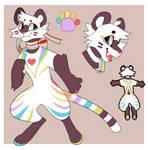 Rainbow Tiger Auction [CLOSED]