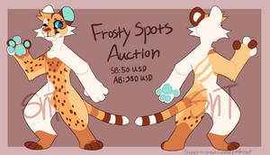 Frosty Spots Auction [CLOSED]