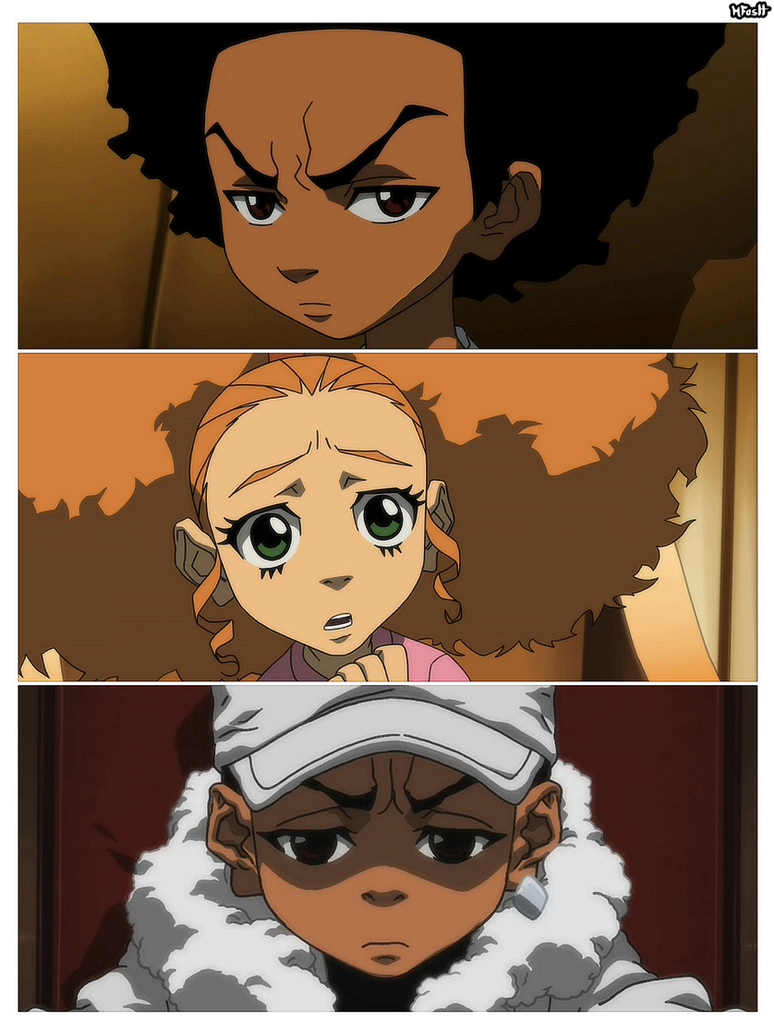 huey freeman and jazmine dubois relationship questions