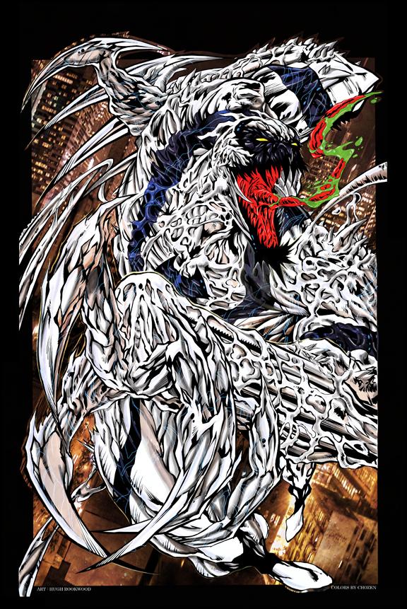Anti Venom by Chozenstudios