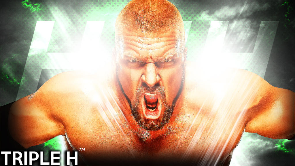 Triple H Wallpaper By Thewholedamnshow
