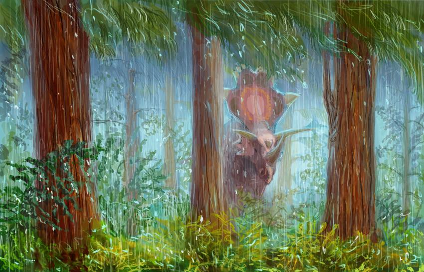 Rainy by Helvende