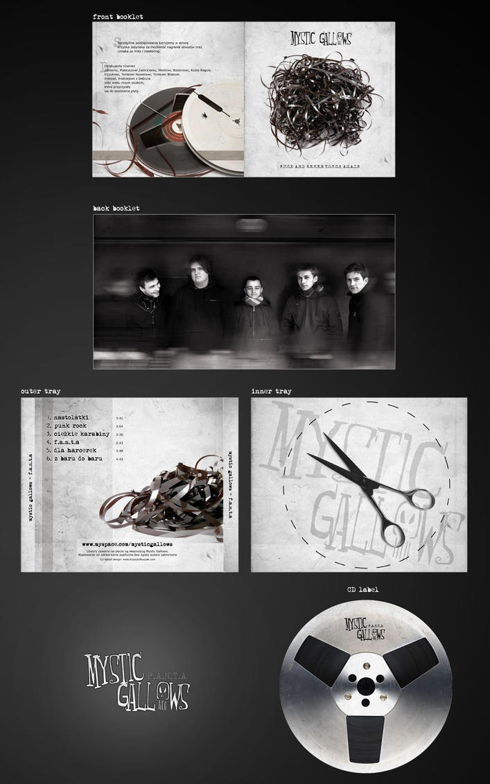 CD layout design for MG by themoonmaker on DeviantArt
